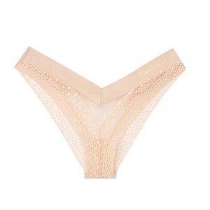 NWOT Victoria's Secret lace brazilian panties